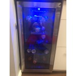 wine cooler integrated